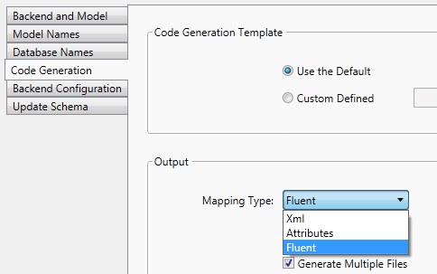 Best Practices For Fluent Code Generation Data Access KB - Data mapping best practices