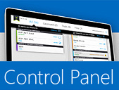 Your Telerik Products Control Panel
