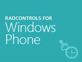 A Brand New Windows Phone Control