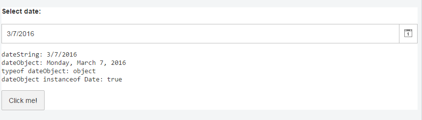 Date Picker value not encoding timezone in Kendo UI for jQuery Date