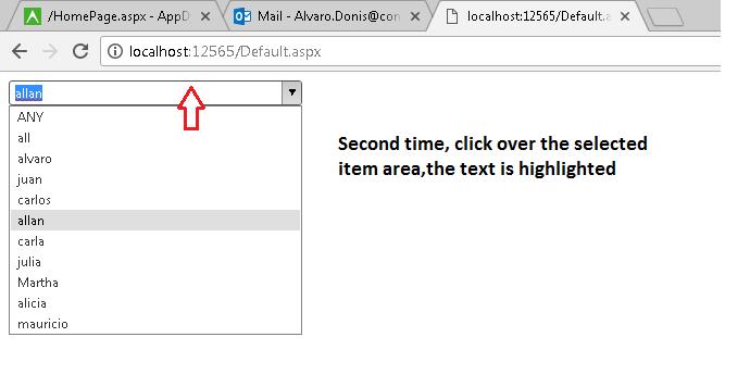 Readonly ? in UI for ASP NET AJAX ComboBox - Telerik Forums