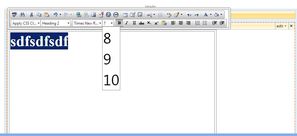 how to change font size in pdf form