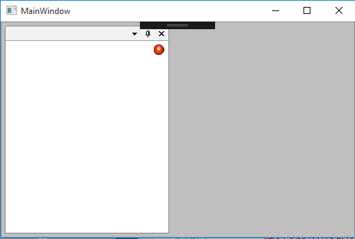png icon cut off in telerik:RadPane in UI for WPF Docking - Telerik