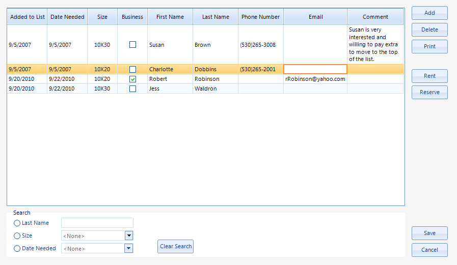 Turning on the Horizontal Scroll bar in UI for WinForms