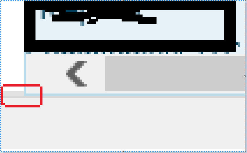 Virtual scrolling example with flex and horizontal scrollbar