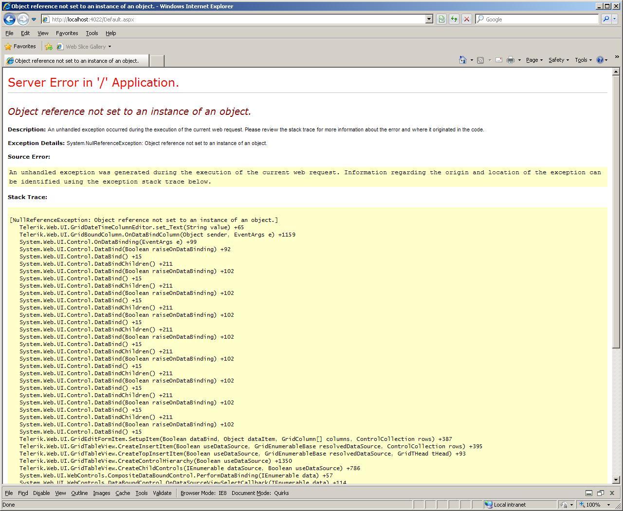 RadGrid Validation in UI for ASP NET AJAX Grid - Telerik Forums
