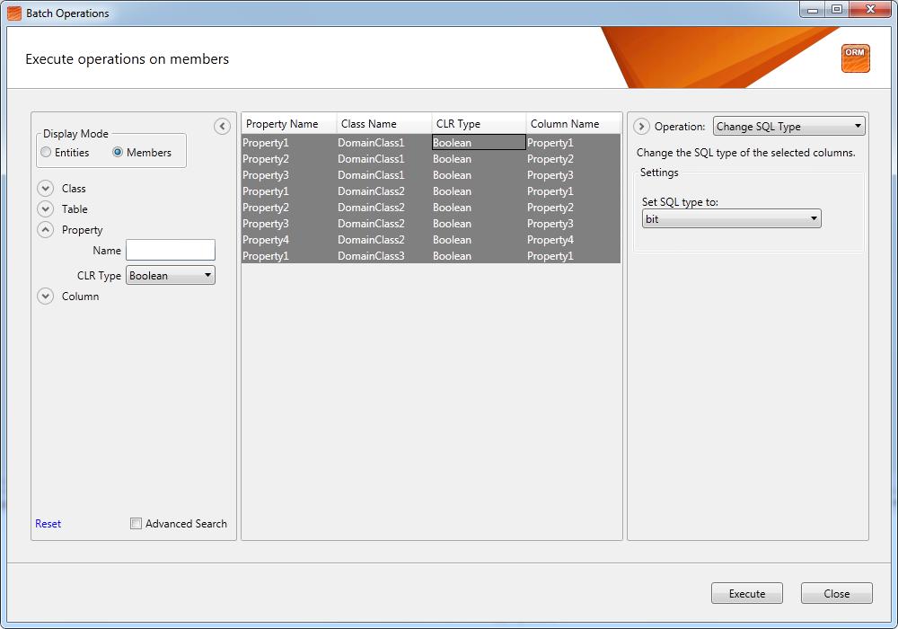 how to batch change file type bridge