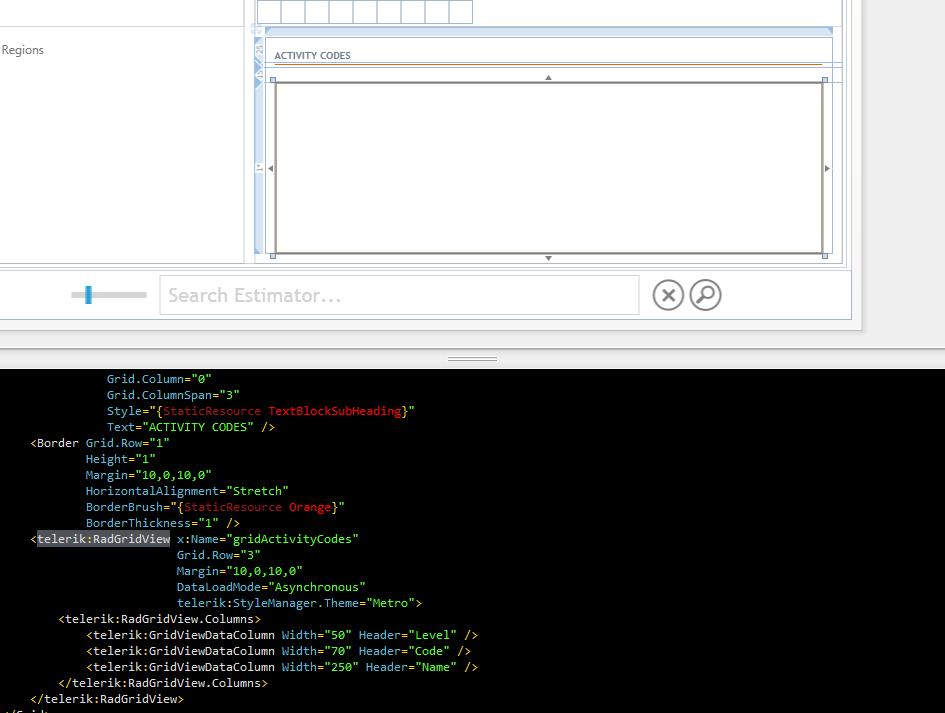 Visual Studio Designer Not Showing Controls