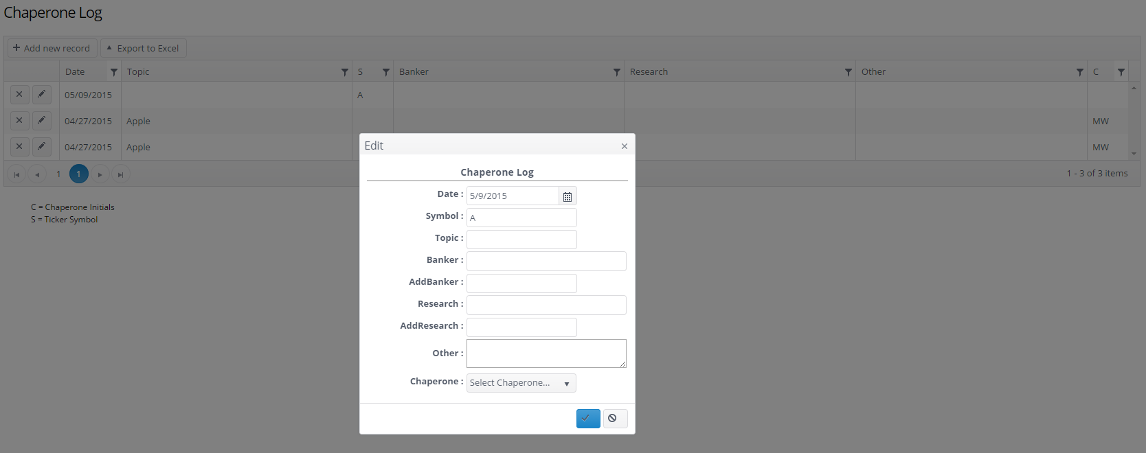 Grid Add/Edit popup not defaulting dropdown in UI for ASP