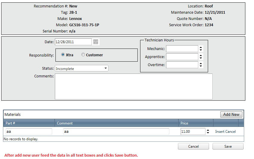 Edit/Insert data within RadGrid not update in database in UI for ASP