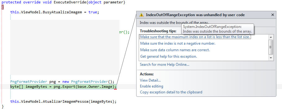 Override Open and Save commands in UI for Silverlight