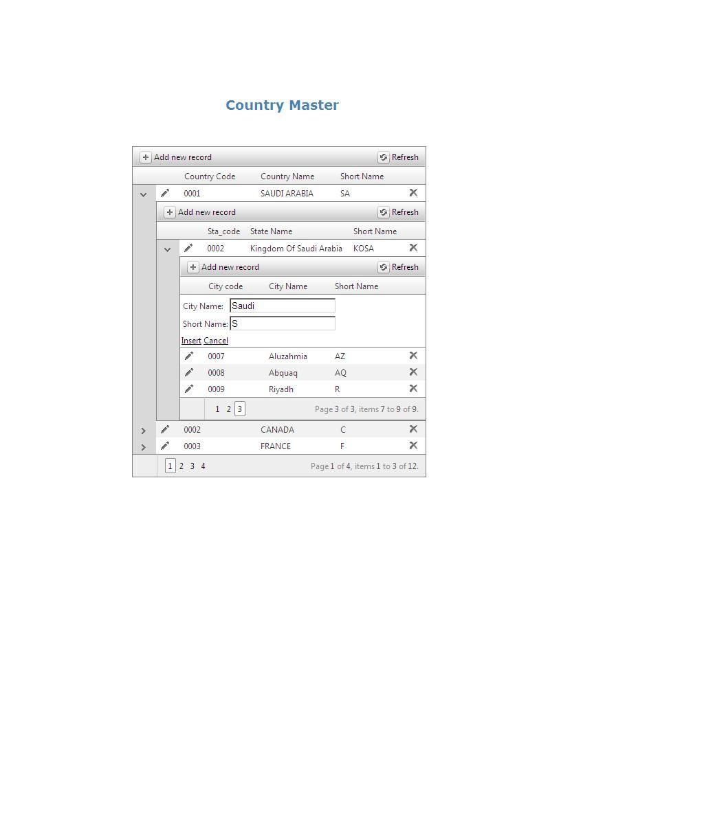 RadGrid sortring issue in UI for ASP NET AJAX Grid - Telerik Forums