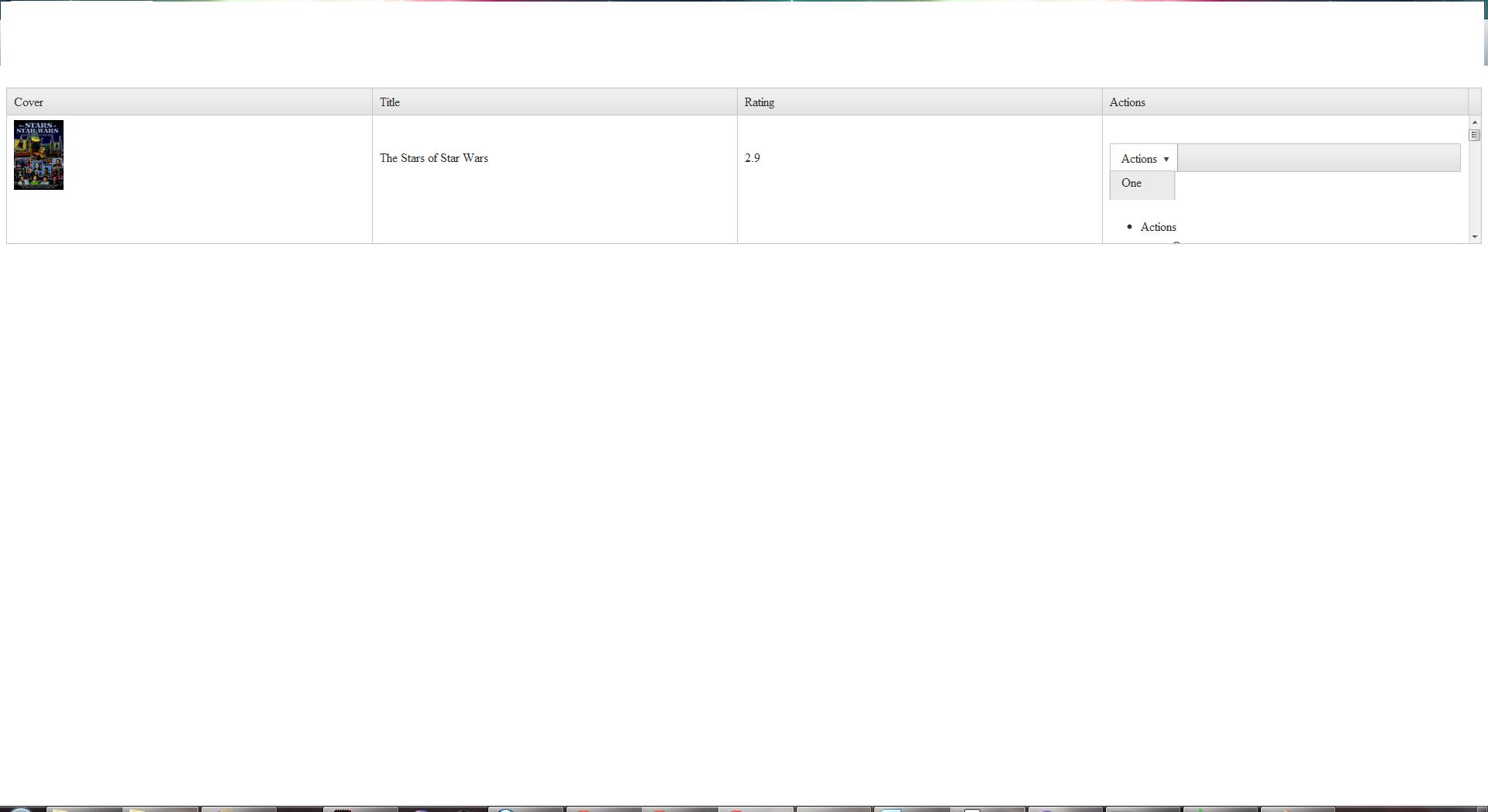 Issue with showing menu inside grid cell - Grid - Kendo UI for ...