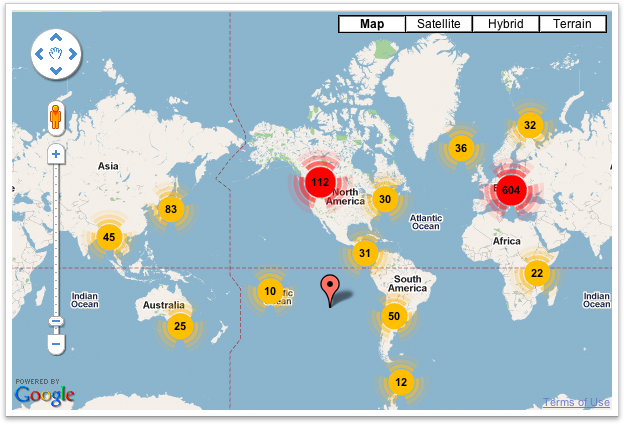 Marker clustering map kendo ui for jquery forum markerclustererfullg gumiabroncs Gallery
