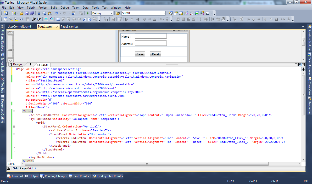 Fine Wpf Tabcontrol Template Contemporary - Example Resume Templates ...