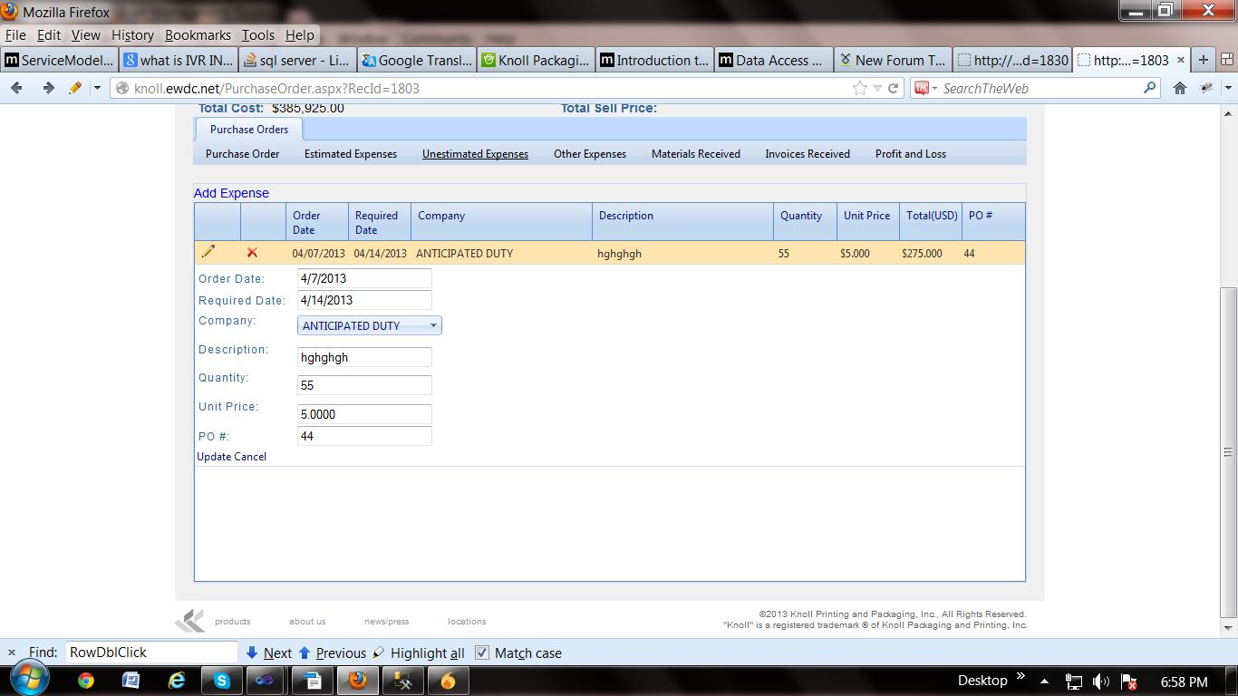 Rad Grid Edit Template in UI for ASP NET AJAX Grid - Telerik Forums