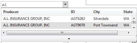 RadComboBox LoadOnDemand PageMethod using multi column and