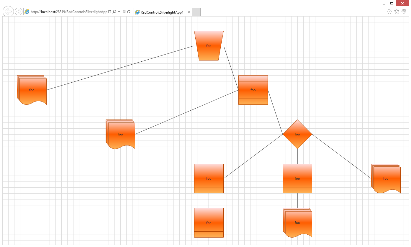 Shapes and connections overlapping diagram ui for silverlight forum diagramg ccuart Image collections