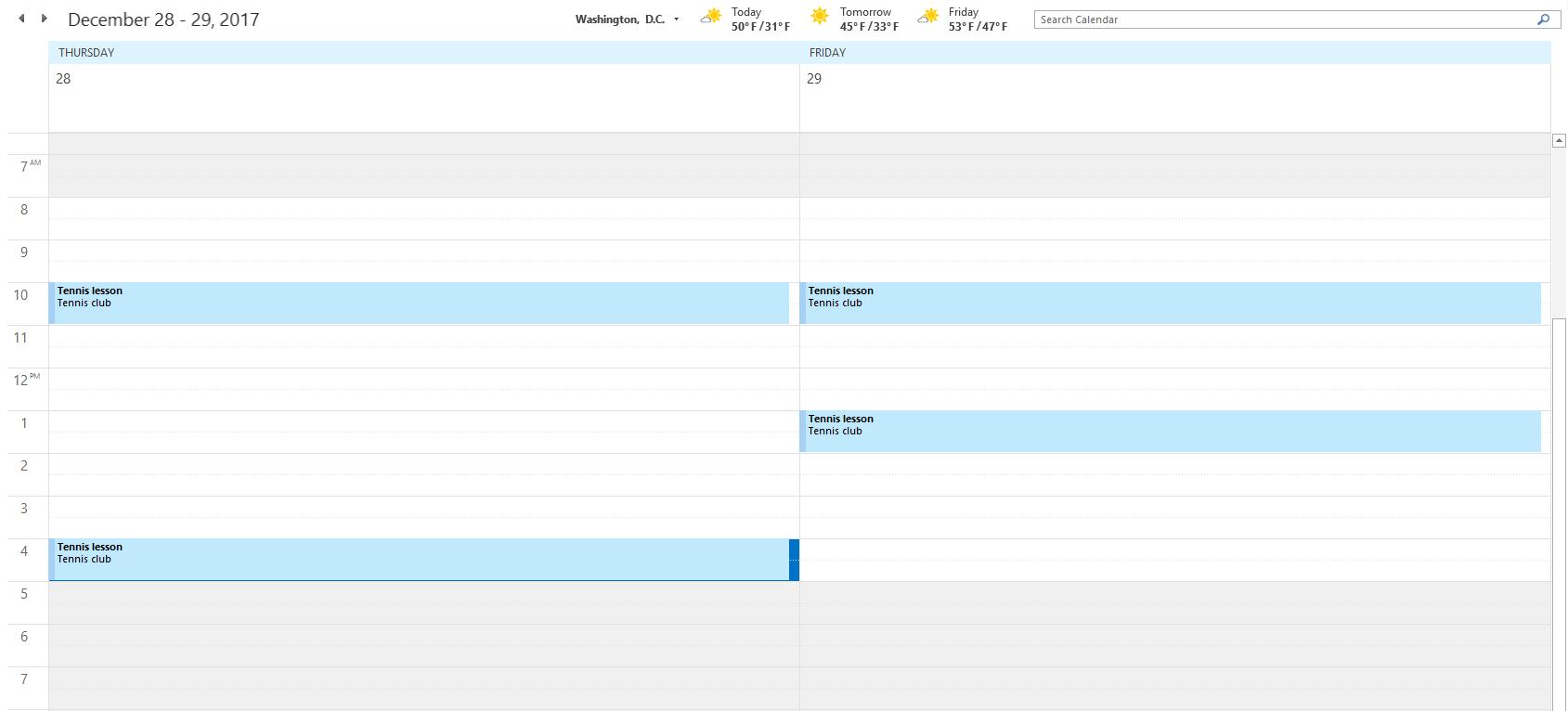 Multiday Calendar in Kendo UI for jQuery Scheduler - Telerik Forums