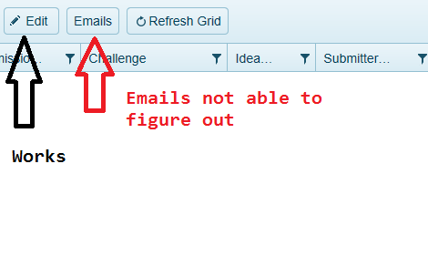 Grid custom toolbar button View Details popup in Kendo UI for jQuery