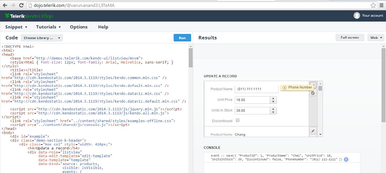 Masked TextBox inside listview | regular expression not