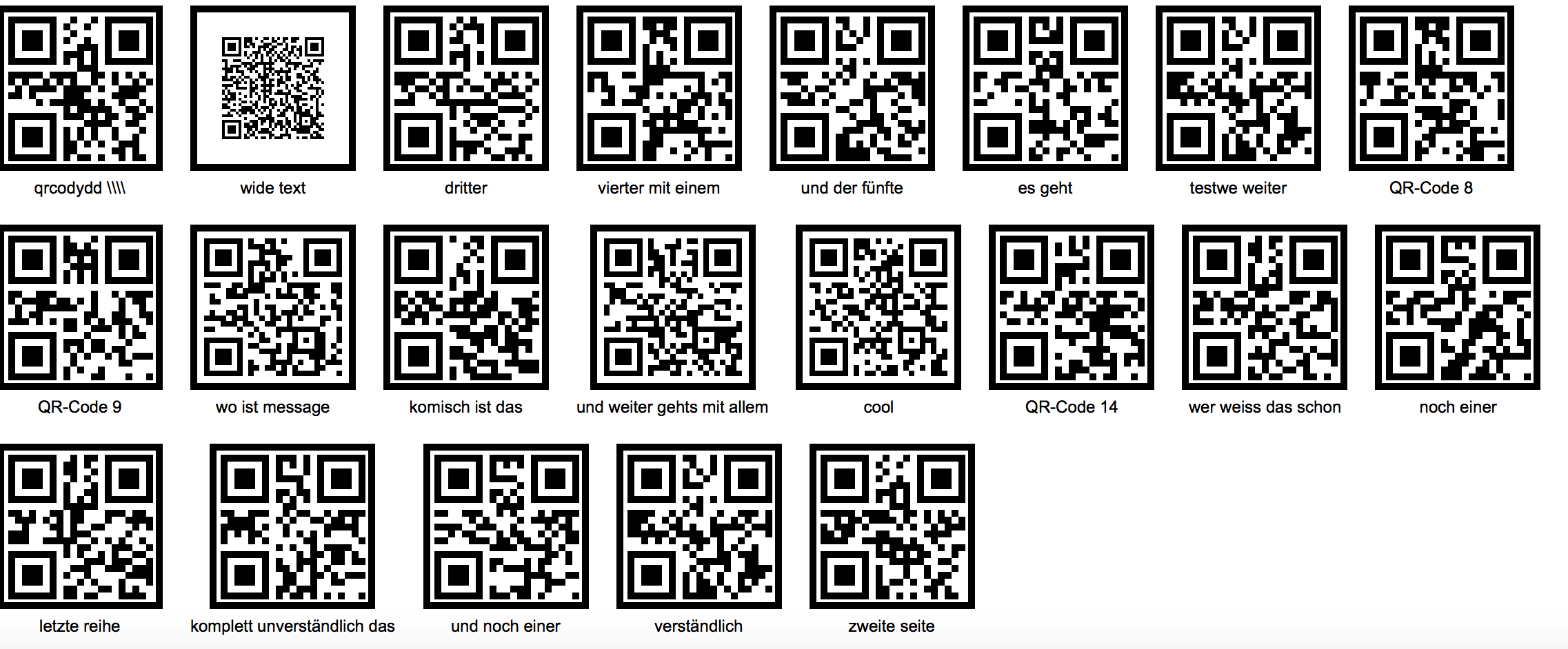 How to send several QRCodes to one PDF file in Kendo UI for jQuery