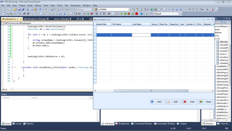 Devexpress Gridview Set Cell Value