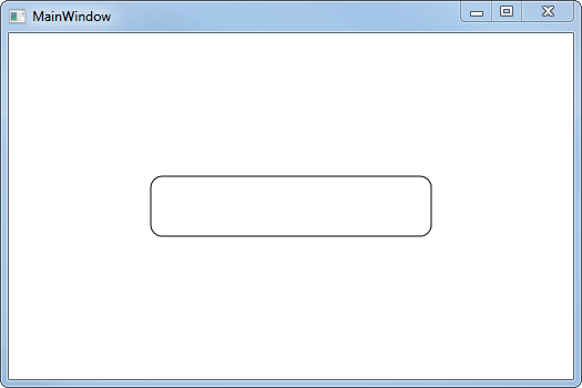 Textbox with rounded corners in UI for WPF General