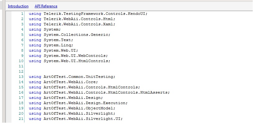 How to search an item in a htmltable? in Testing Framework
