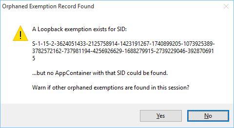 Fiddler broke Windows 10 : Edge no longer working, Cannot