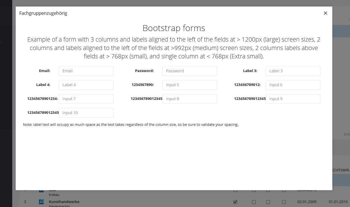 Bootstrap form layout is not working window ui for asp mvc forum popup1 falaconquin