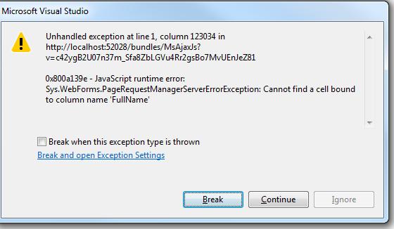 Multi Column ComboBox Show Value in edit mode in UI for ASP