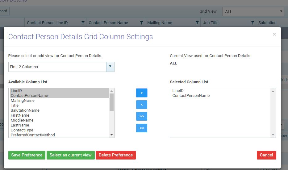 Update Kendo Grid Columns Dynamically In Asp Mvc In Ui For Asp