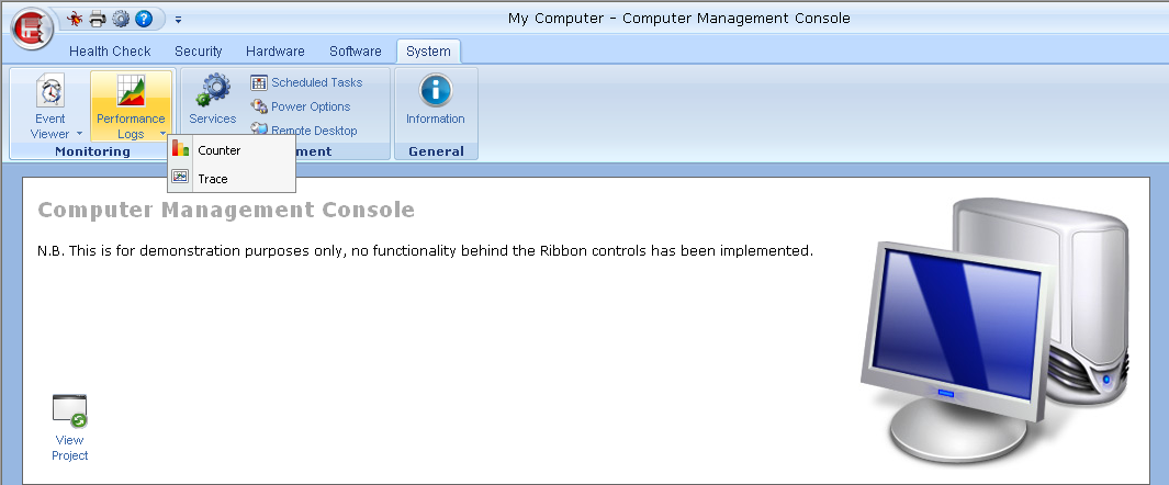 Office 2007 ribbon ui general and integration projects - Office 2007 supported operating systems ...