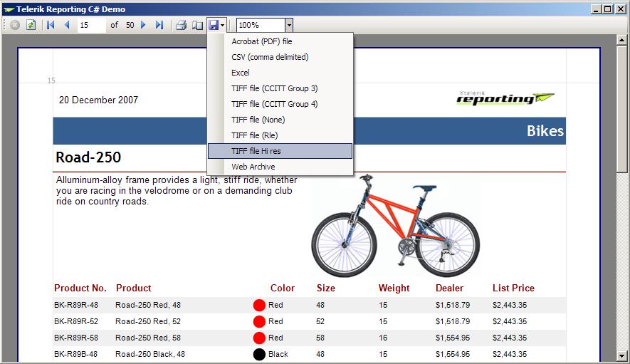 does pigment program read pdf files