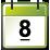 Calendar MVC Icon
