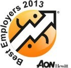 Aon Hewitt Best Employers 2013 Award