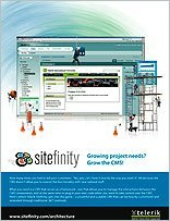 Sitefinity Ad