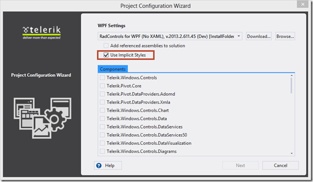 5 Things I bet you didn't know about RadControls for WPF and