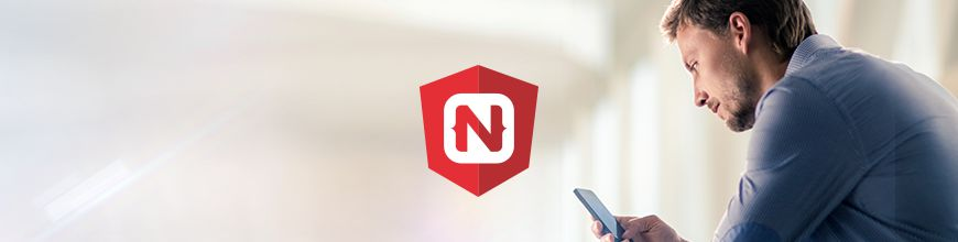 Angular 2 Support in UI for NativeScript 1.1.0 870x220