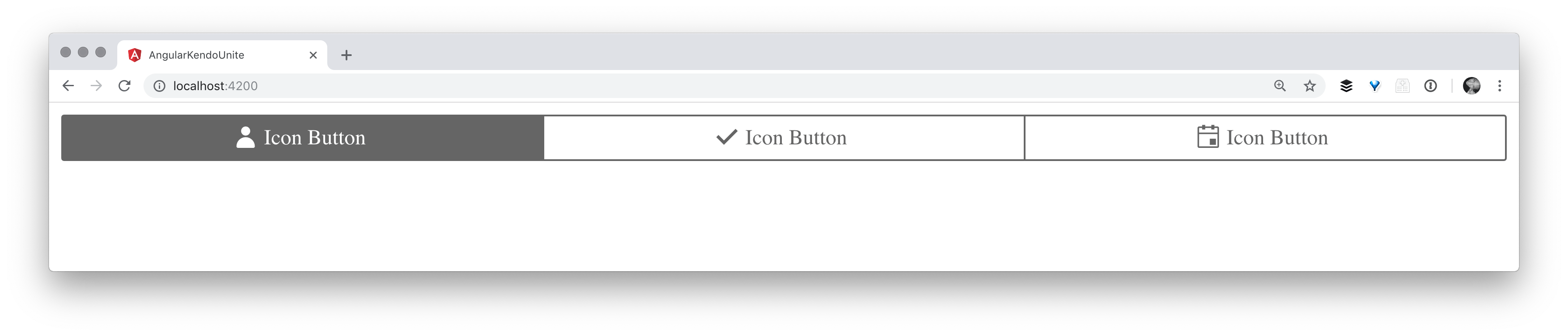 All You Could Ever Want to Know about the Kendo UI Button