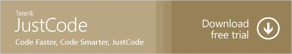 JustCode download banner image