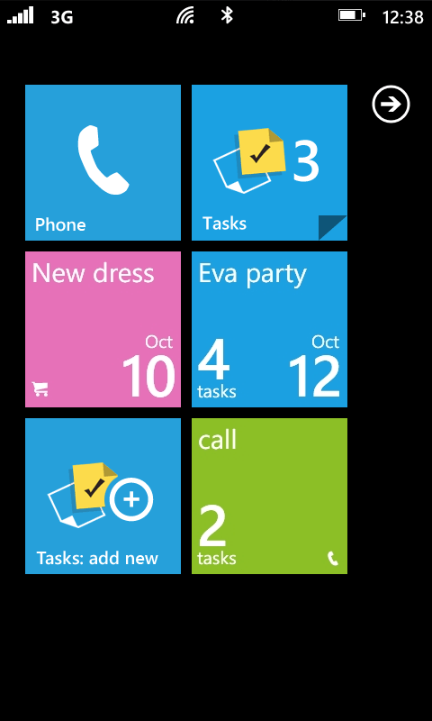 Live Tiles Helper for Windows Phone/WinRt