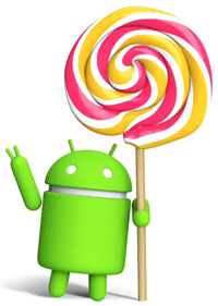 android lollipop build support