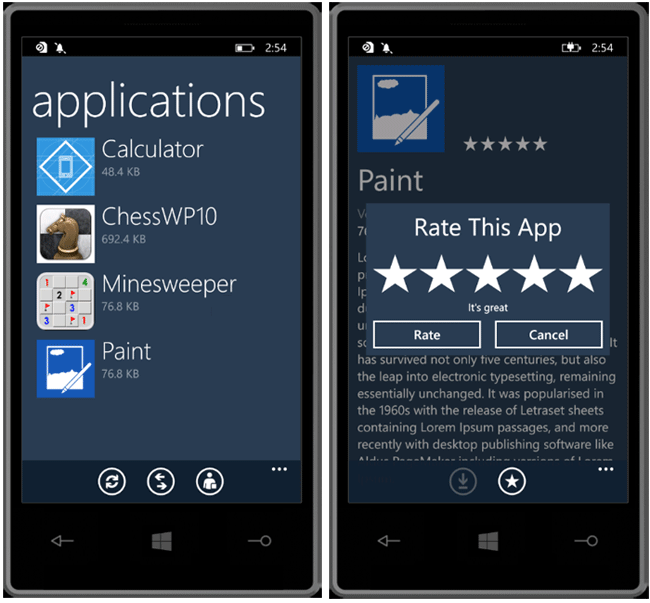 appmanager for windows phone 8