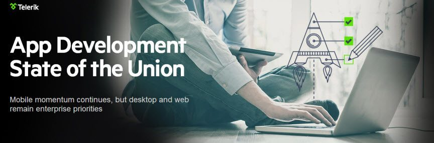App Development State of the Union  Mobile momentum continues, but desktop and web remain enterprise priorities