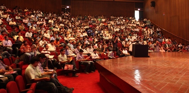 Audience at GIDS