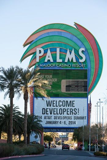 The Palms resort welcoming hackathon participants