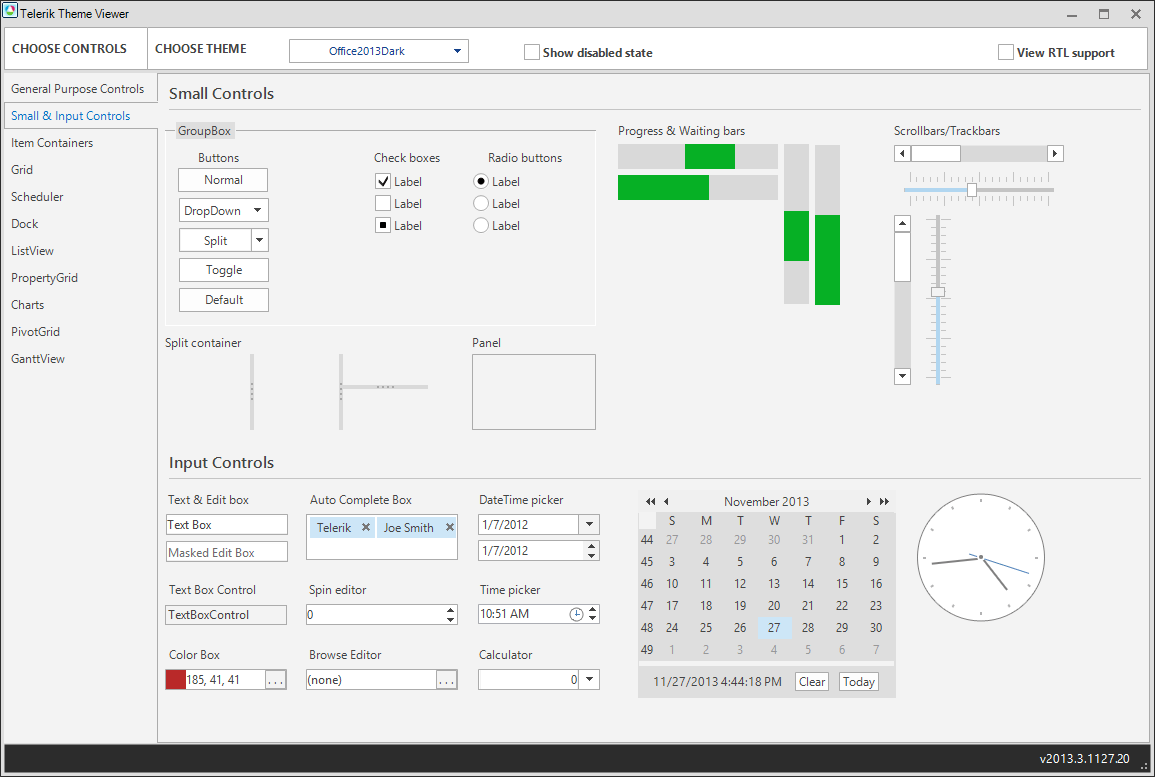 Office 2013 Dark Theme