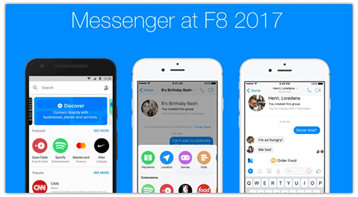 facebook messenger and bots